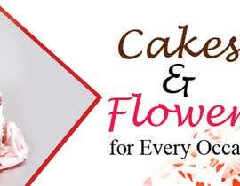 #10 para Cake and Bouquet Banner de dsyro5552013