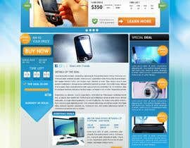 #5 cho Website Design for Blam Daddy Inc. bởi designerartist