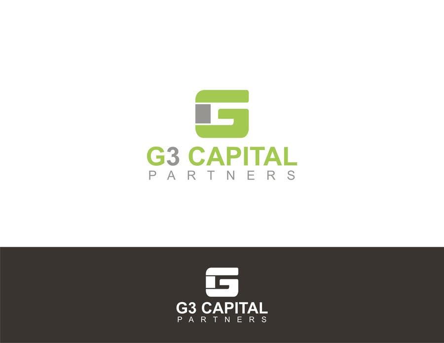 #129 для Logo Design for G3 Capital Partners от sourav221v