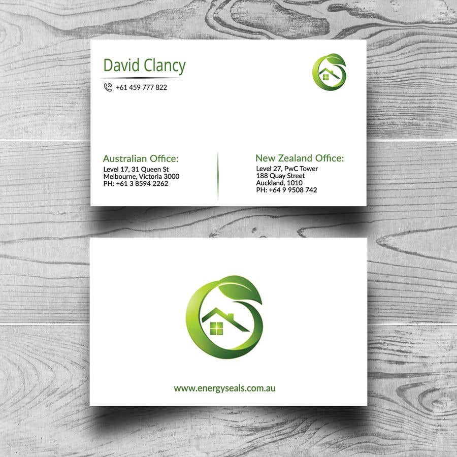 Entry #356 by hasanmahmud9821 for Design some Business Cards ...