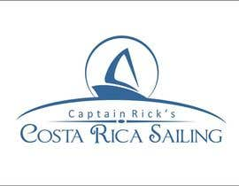 #105 para Logo Design for Captain Rick's Costa Rica Sailing por arteq04