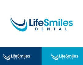 nº 19 pour Logo Design for LIFESMILES DENTAL par BrandCreativ3