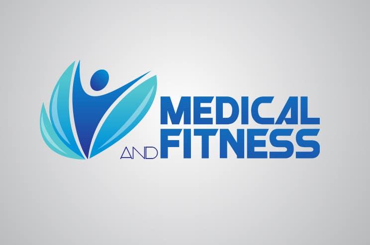 Konkurrenceindlæg #86 for Logo Design for Medical and Fitness Centre