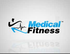 nº 11 pour Logo Design for Medical and Fitness Centre par VoxelDesign