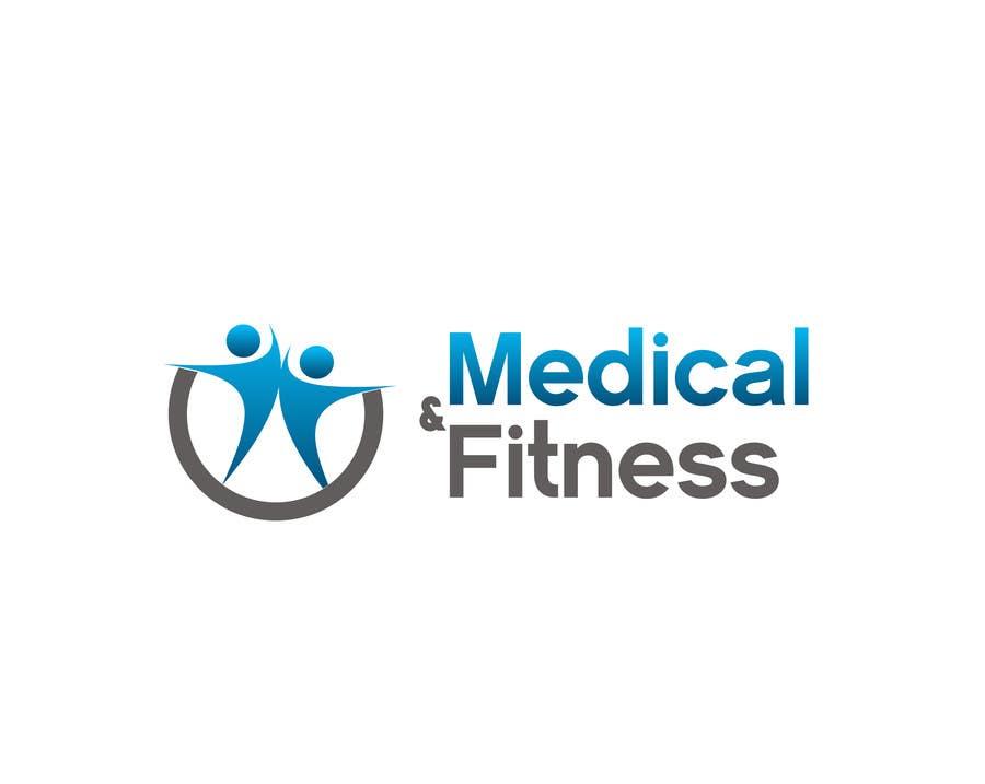 Konkurrenceindlæg #115 for Logo Design for Medical and Fitness Centre