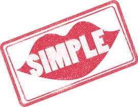 #87 untuk Design a Stamp like Image for SIMPLE oleh rahulsagar829