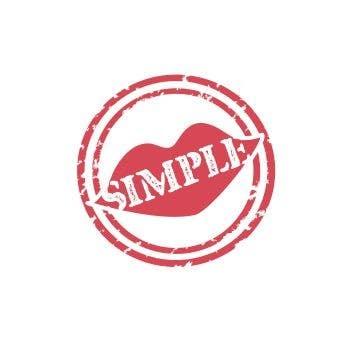 Penyertaan Peraduan #                                        82                                      untuk                                         Design a Stamp like Image for SIMPLE