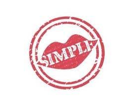 #83 untuk Design a Stamp like Image for SIMPLE oleh irfanmukati