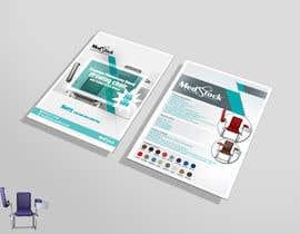 alexandersharif tarafından Design a Flyer to Sell a Medical Chair to Medical Suppliers için no 17