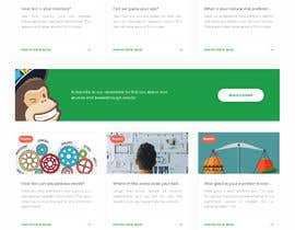 #29 for Redesign our website front page and give us insights about your workflow. by abdullahlingga