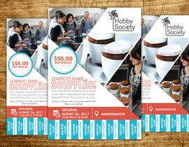 #27 cho Design a flyer for a Souffle Class bởi ssandaruwan84