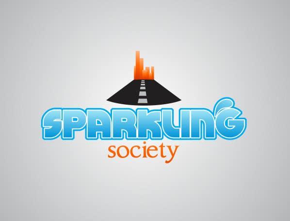 Inscrição nº 105 do Concurso para Logo Design for Sparkling Society