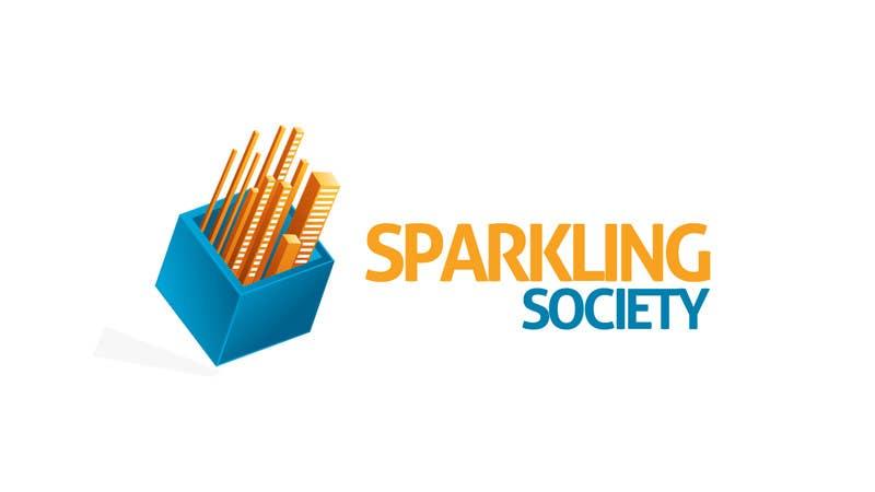 Inscrição nº 99 do Concurso para Logo Design for Sparkling Society