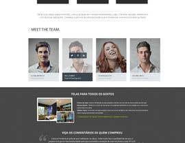 #23 for Design a Website Mockup for http://makers.dk af nikdesigns