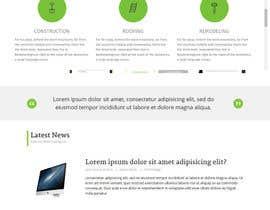 #21 for Design a Website Mockup for http://makers.dk af lassoarts