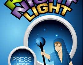 #74 untuk Kids Night Light Graphic Design for App oleh thefinalstory