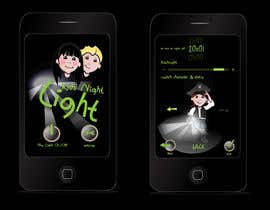 #66 untuk Kids Night Light Graphic Design for App oleh rolandhuse