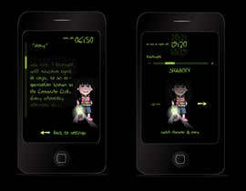 #65 para Kids Night Light Graphic Design for App por rolandhuse