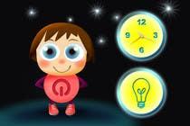 Graphic Design Inscrição do Concurso Nº24 para Kids Night Light Graphic Design for App