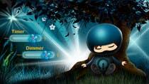 Graphic Design Inscrição do Concurso Nº67 para Kids Night Light Graphic Design for App