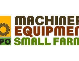 #49 untuk Design a Logo for Machinery, Equipment and Small Farms Expo oleh cbarberiu