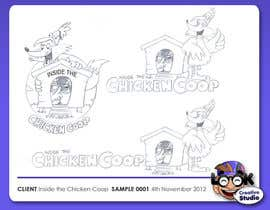 #4 cho Logo Design for Inside The Chicken Coop bởi LOOKCreativeUK