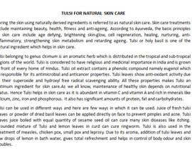 #3 untuk Write about how to take care your skin or review on popular products oleh btkeerthanas