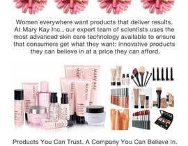 #3 cho Design some Business Cards for a new Mary Kay business bởi kellimar