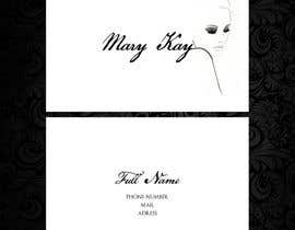 #22 cho Design some Business Cards for a new Mary Kay business bởi GautierCaille