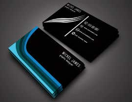 #207 for Design some Business Cards + 2 Stickers by happyhira