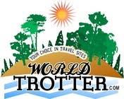 Graphic Design Конкурсная работа №257 для Logo Design for travel website Worldtrotter.com