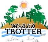 Graphic Design Конкурсная работа №259 для Logo Design for travel website Worldtrotter.com