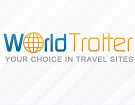 #10 cho Logo Design for travel website Worldtrotter.com bởi freecamellia