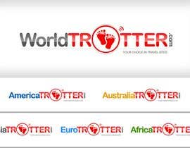 #358 สำหรับ Logo Design for travel website Worldtrotter.com โดย tilak1977