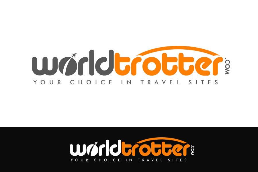 Inscrição nº 111 do Concurso para Logo Design for travel website Worldtrotter.com