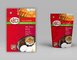 #17 for Dosa Idli batter packaging design ( Stand up pouch) by mvraju2017