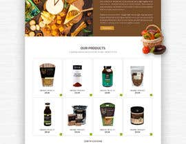 #34 for Design a Website Mockup for natural pharmacy af matthewfariz