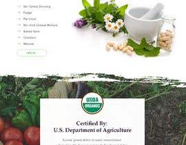 #46 for Design a Website Mockup for natural pharmacy af herick05