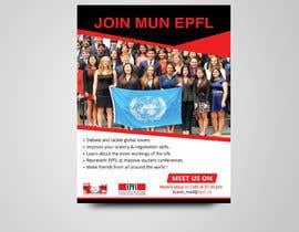 #56 for Design a flyer + banner for a Model United Nations by juwel786