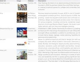 #9 for Find Architect Homepages - Canada by SmartestLancer
