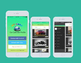 #20 para Design an App Mockup - IOS and Android por aruntnau