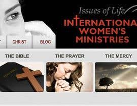 paramiginjr63 tarafından Design a Logo for International Women's Ministry için no 102