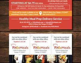 #44 for Design a Flyer for  a Meal Prep Company by DaveWL