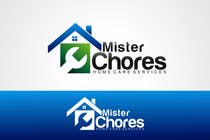 Entry # 50 for Logo Design for Mister Chores by