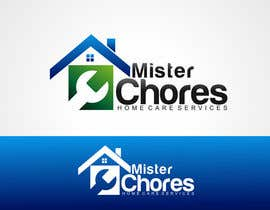 #50 for Logo Design for Mister Chores by ulogo