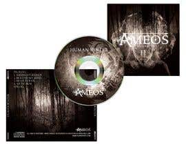 #7 untuk Design of a complete CD layout for a Progressive Metal EP oleh SabreToothVision