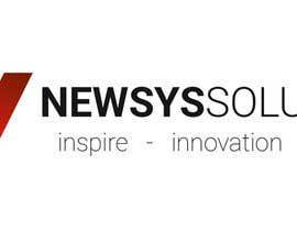 #11 untuk Design a Logo for Newsys Solution oleh Trolleo
