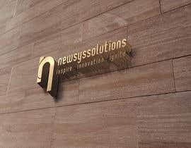 #27 untuk Design a Logo for Newsys Solution oleh strezout7z