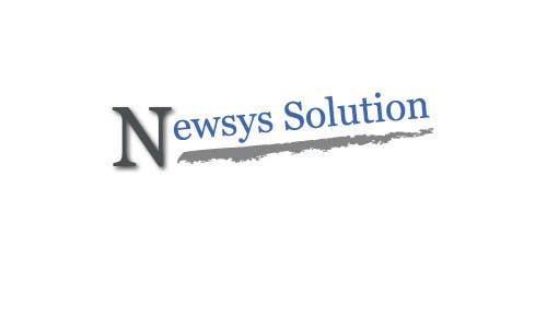 Penyertaan Peraduan #                                        19                                      untuk                                         Design a Logo for Newsys Solution