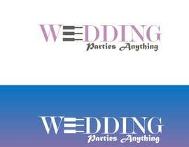 #8 para Logo Design for Wedding Parties Anything. por Frontiere